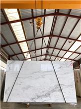 Diamond White Marble Slabs 2cm