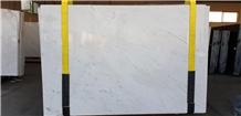 White Polaris Marble Slabs 2cm