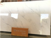 Oriental White Marble Slabs Tiles Supplier