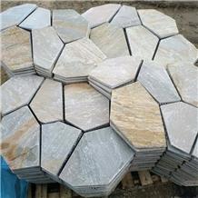 Hot Slate Flagstone Flooring Tiles,Wall Tiles for Sale