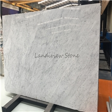 Bianco Carrara Marble White Primavera Tiles Slabs