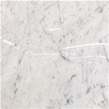 Bianco Carrara White Orion Tecchione La Facciata