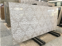 Custom Artificial Stone Craft Wall Covering Slabs