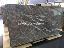 Hermes Grey Marble Slab Fior Di Bosco Marble Tile