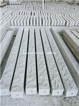 Kuppam Grey Granite Post Gate Pillars