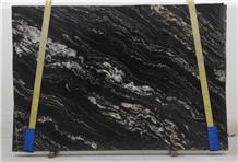 Belvedere Black Granite Slabs & Tiles