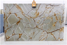 Mapa Mundi Quartzite Slabs & Tiles