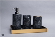 Marble Bathing Sets Craft Hotel Bathroom Suites