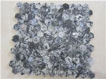 Cloisonne Marble Polished China Mosaic Tiles