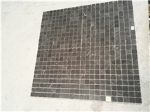 Coffee Mousse Marble Mosaic Wall or Floor Tiles