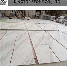 Greece Volakas Marble Floor Tiles