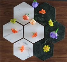 White Marble Coaster Marble Accessories 2