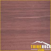 Red Wooden Sandstone Tile Pavers