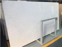 White Quartz Slabs, Artificial Stone