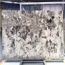 Polished Bianco Typhoon Granite Slabs