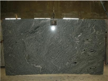 Polished Kp Green Granite Slabs