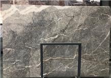 Polished Mgm Grey Marble Slabs