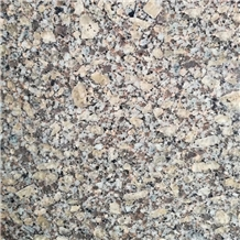 Polished Roman Gold Diamond Granite Tiles