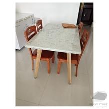 Colonial White Granite Desk Countertop