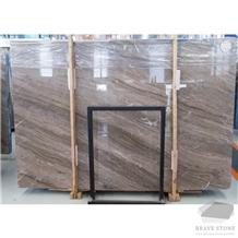 Ferragamo Brown Marble Slabs Tiles