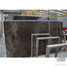 Imperial Brown Marble Tiles and Slabs