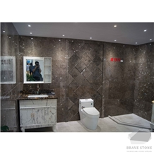 Latte Grey Marble Slabs and Tiles