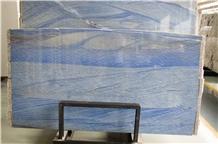 Wholesale Azul Macaubas Quartzite Tiles and Slabs