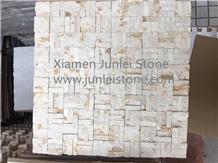 Mosaic/Marble Mosaic/Bathroom Mosaic/Beige Marble
