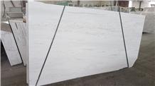 Oceanic White Marble Slabs 2 cm