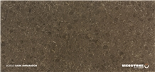 Vicostone Bq8560 Dark Emparador Quartz Countertop