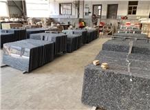 Blue Pearl Granite Cut to Tiles 18mm