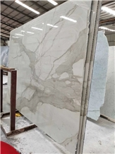 Calacatta Marble Composite with Aluminum Panel