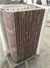 Granite Cladding for Column