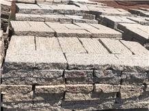 Granite Cobblestone Paving