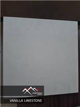 Vanilla Limestone Slab, Tile