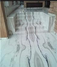 Rajasthan Premium White Slabs & Tiles, Makrana Albeta White Marble Slabs