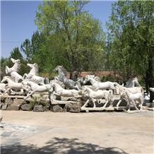 Garden Large Horse Statues