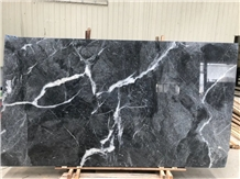 Aliveri Grey Marble Slabs