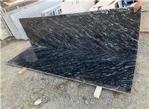 Black Marquina Granite Slabs & Tiles