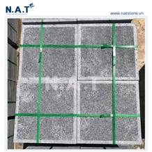 Vietnam Bluestone Bush Hammered for Patio Paver