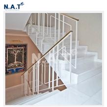 Vietnam Pure Marble White Stair