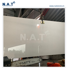Vietnam White Marble Slab for Wall/ Flooring