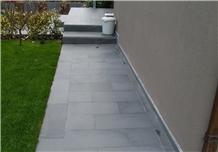 Basalt Stone Slabs & Tiles, Kayseri Basalt Slabs & Tiles