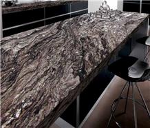 Rock Mountain Granite Kitchen Countertop