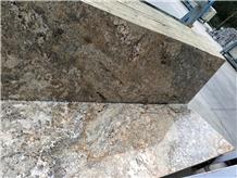 Alaska Gold Granite Slabs