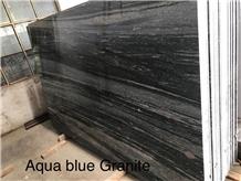 Aqua Blue Granite Slabs