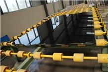 Factory Shanxi Black Granite Polished Slab, Tile - Quarry Owner