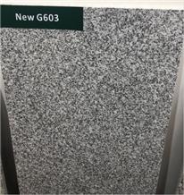 New G603 Granite Slab, Grey Stone Tile