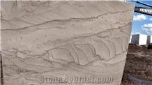 River Aur Quartzite Block