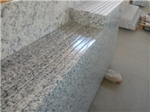 Branco Fortaleza Granite Kitchen Countertops